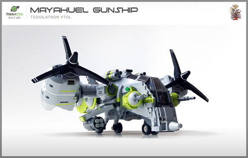 Mayahuel Gunship - DA2 -