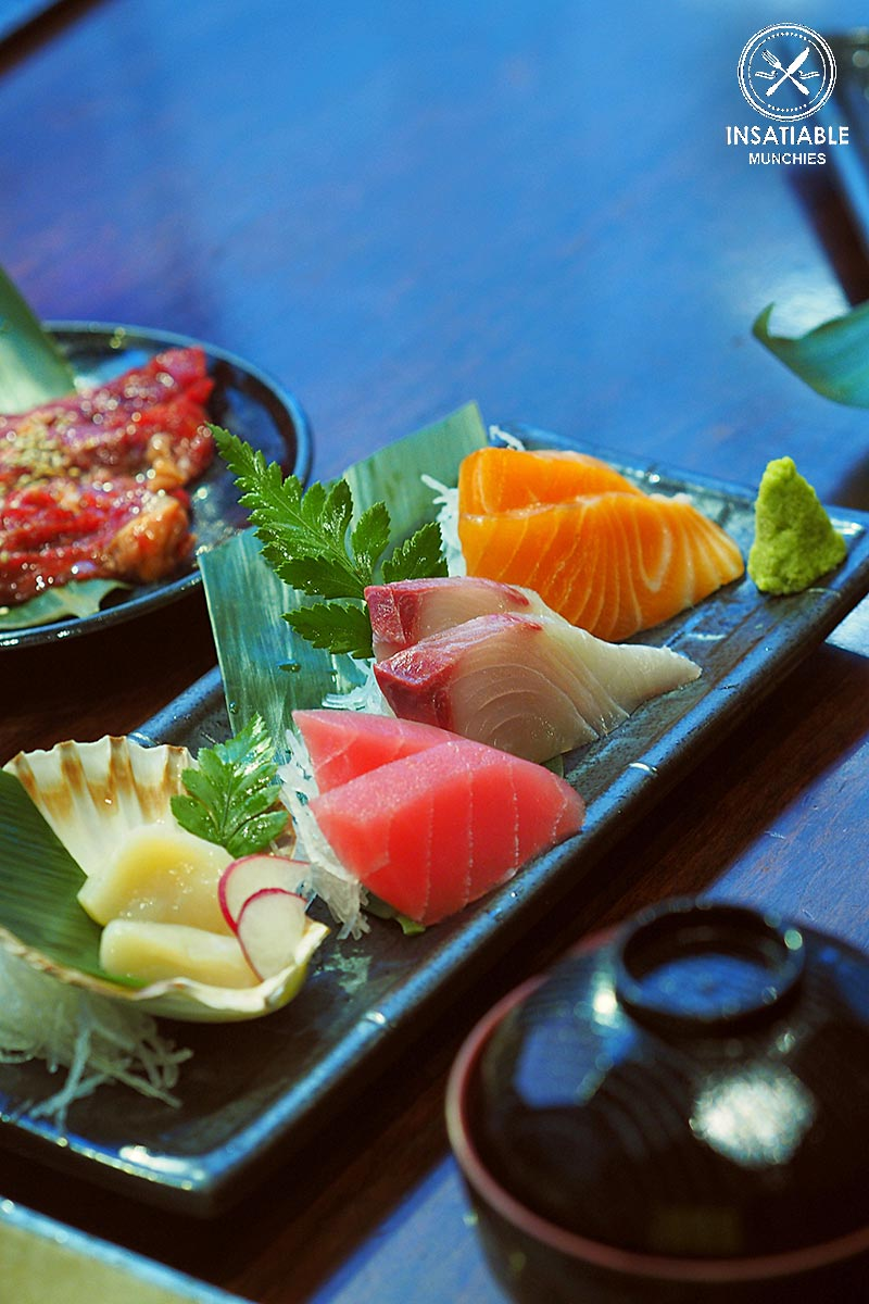 Review of Suminoya, Sydney: Entree Sashimi Platter