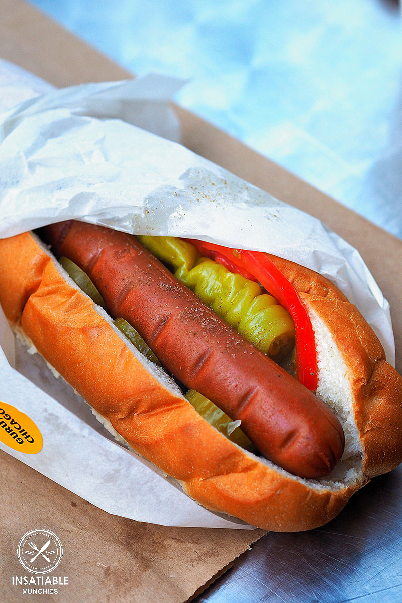 Review of Lord of the Fries, Central: The Chicago Hotdog