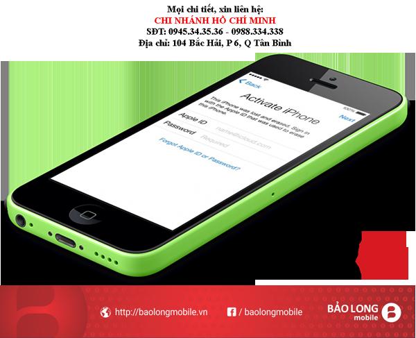 Biện pháp gia tăng bảo mật account iCloud của iPhone/iPad cho người tiêu dùng ở Sài Gòn