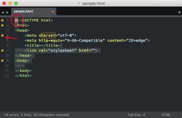 sublimetext-lint