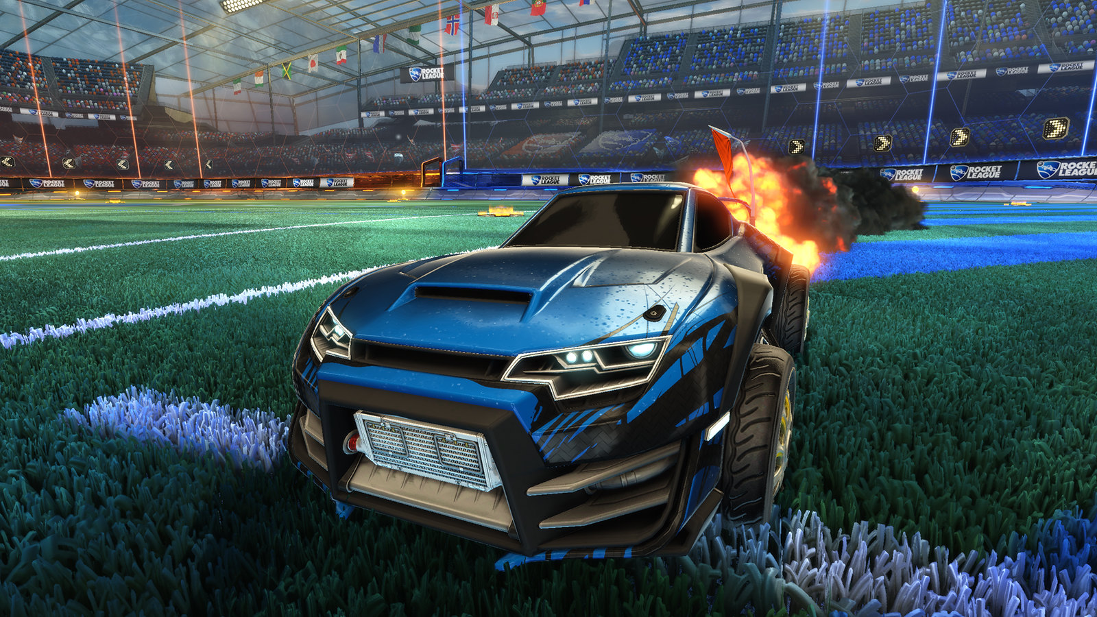 What A Lovely Day: 7 Cool Things You Can Do in Rocket League ...
