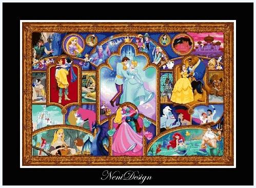 Disney Heroes 1