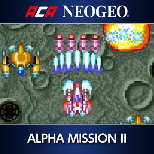 ACA Neo-Geo Alpha Mission II