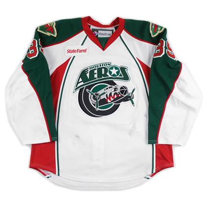 houston Aeros 2011-12 F jersey