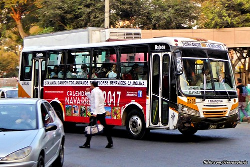 Skymotor Microbus - Lima, Perú