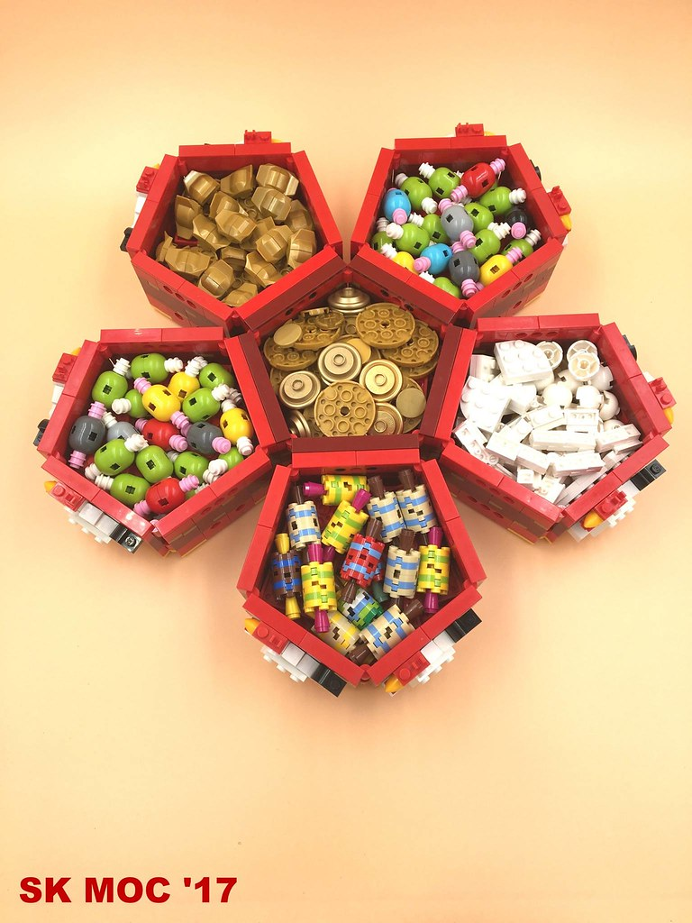 Modular Candy Box