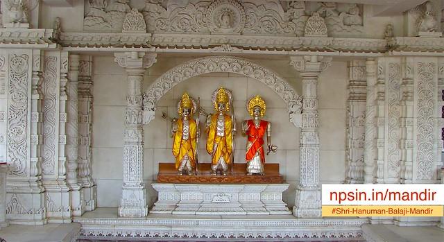 श्री हनुमान बालाजी मंदिर () - St Lal Gupta Marg, C-Block, Vivek Vihar Phase I Vivek Vihar New Delhi