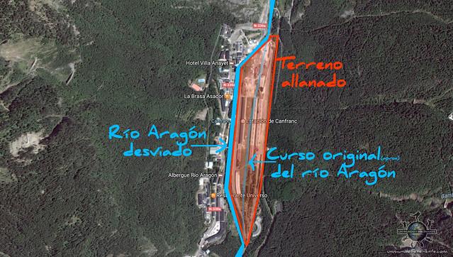 Obras Estación Canfranc