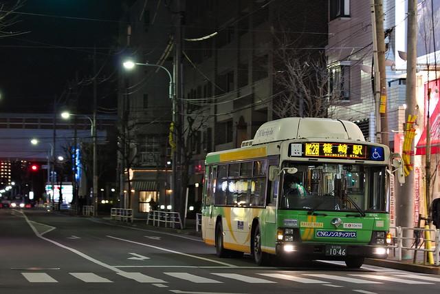 2017/02/02 東京都交通局 M124