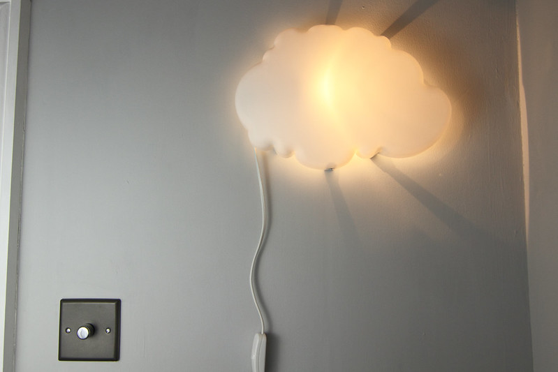 IKEA cloud mood light