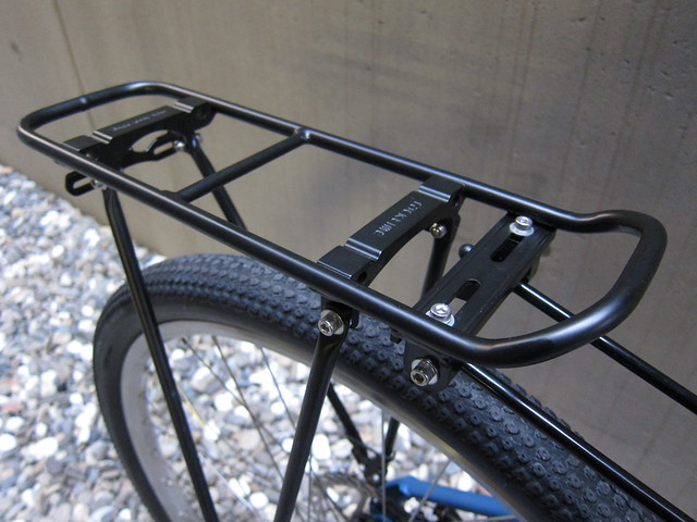 SURLY Disc Trucker Flat Custom Rack