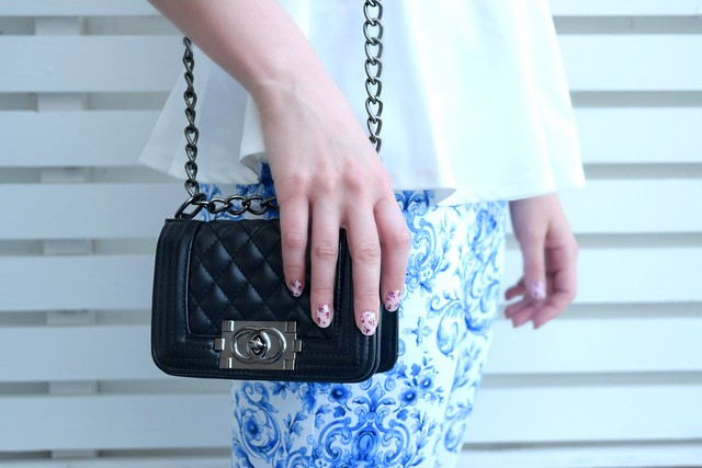 Chanel look-a-like bag