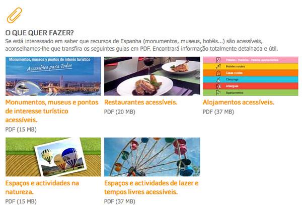 turismo acessível na espanha