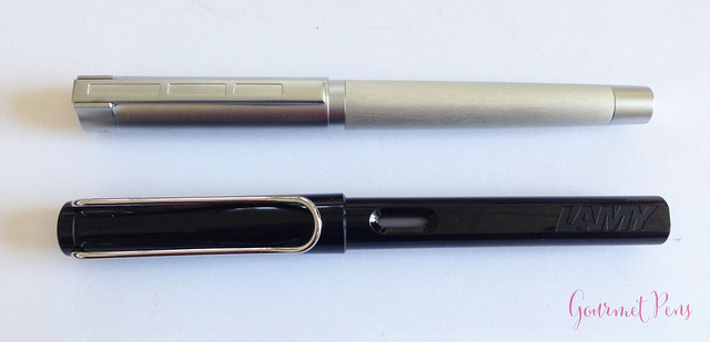 Review Staedtler Initium Metallum Fountain Pen @Penworld_be @STAEMars (4)