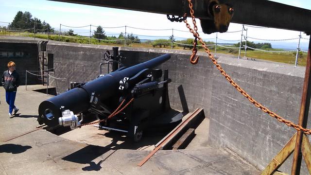 Fort Stevens: Battery Lewis