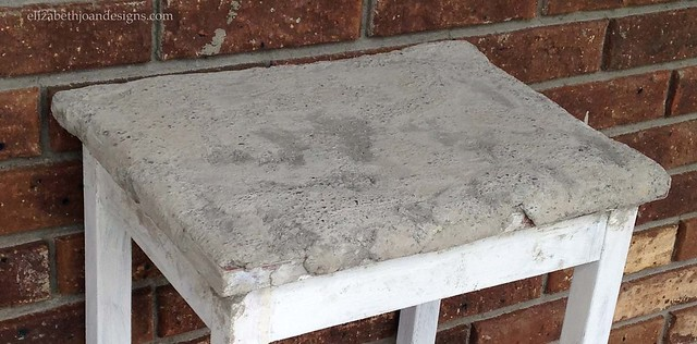DIY Concrete Table Top Success or Fail