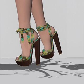 21 Shoe: Essenz