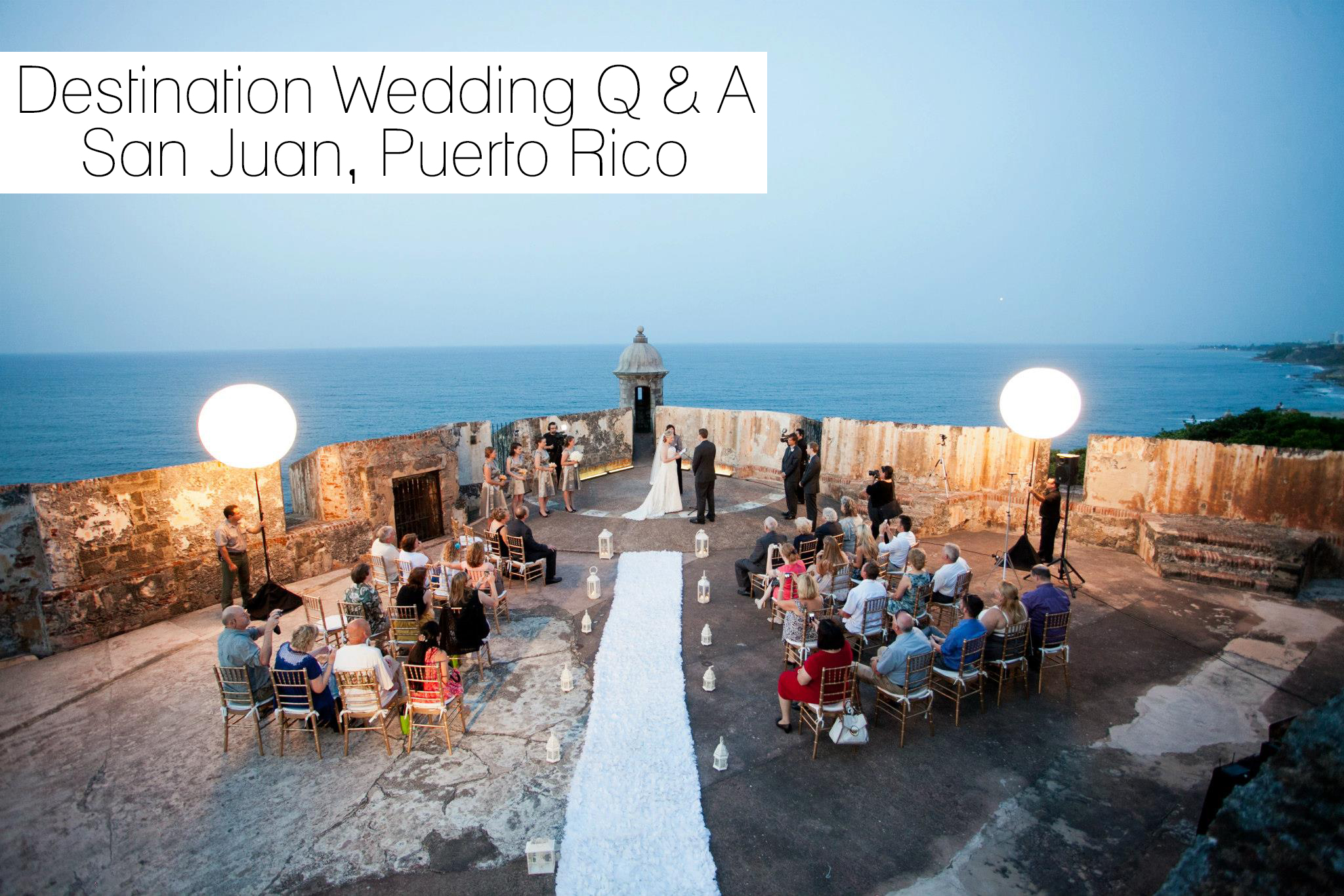 Destination wedding puerto rico prices