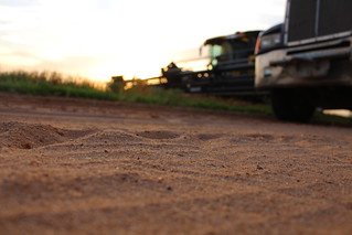 Red dirt country.