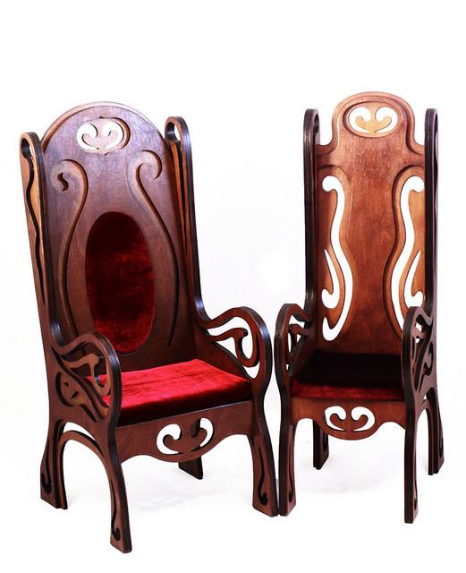 Takumi chair m.06 & Takumi chair m.04