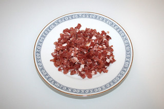 06 - Zutat Speck / Ingredient bacon