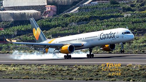 D-ABOK Aterrizaje de Condor