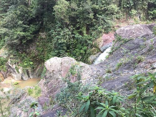 61 - Oberhalb des Saltos de Baiguate