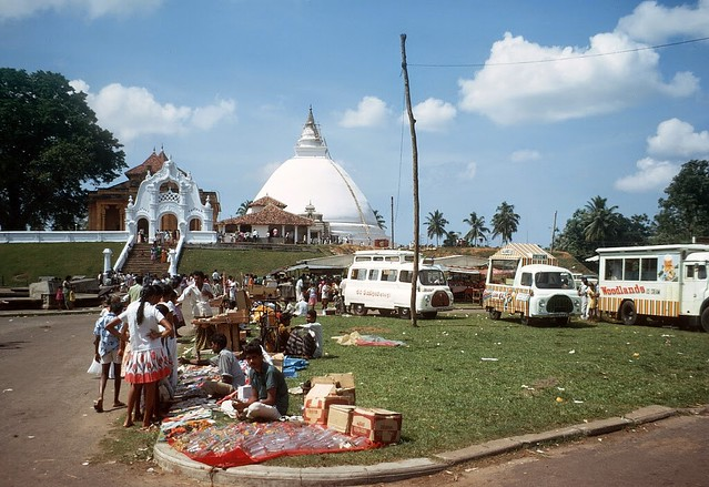Sri Lanka in the 70's