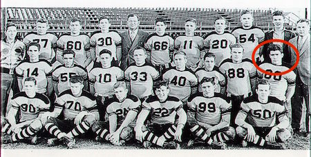 Peabody High School 1940 Champions