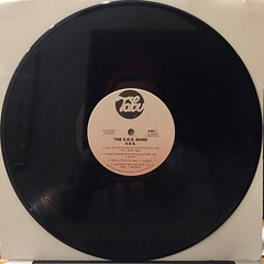 THE S.O.S. BAND:S.O.S.(RECORD SIDE-A)