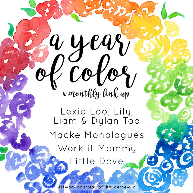 A Year of Color Link Party