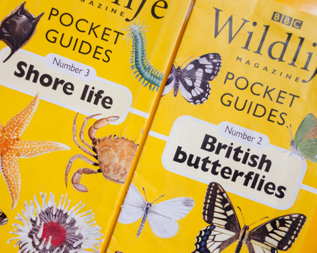 bbc wildlife magazine pocket guides