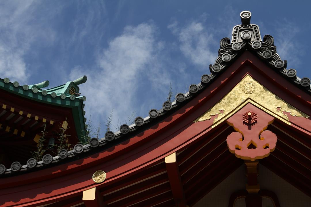 A Sky Full of Shrine