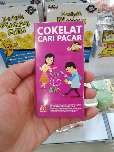 cokelat cari pacar