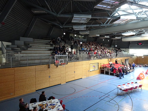 Competetive Dancing in Bochum: Oberliga West I Latein
