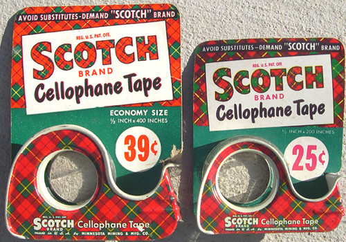 Happy 80th Birthday, Scotch Tape! | by Roadsidepictures