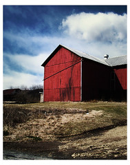 Red Barn | by eqqman
