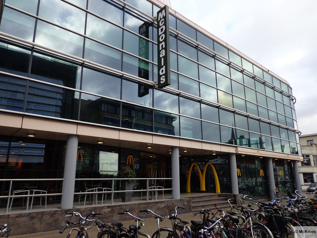 McDonald\'s Scheveningen Pathé Kurhausweg 2 (The Netherland… | Flickr