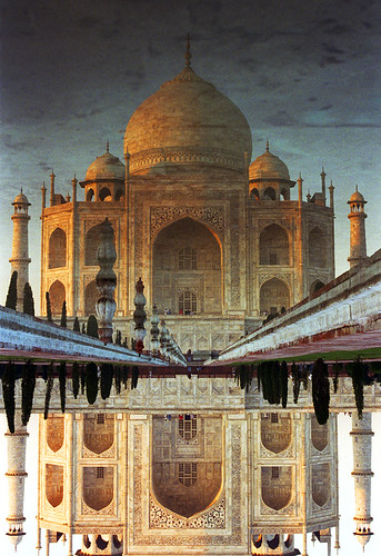 Taj Reflections | by Kenny Maths