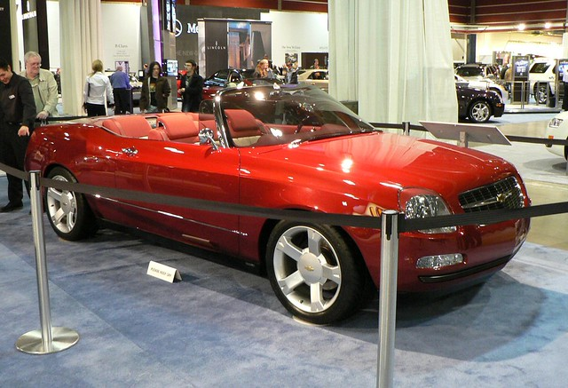 2002 Chevrolet Bel Air Concept Car Information Here C Flickr