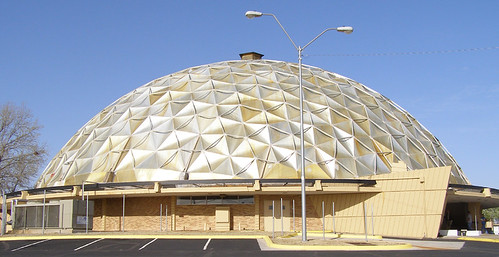 Gold Dome | by RoadsideArchitecture.com