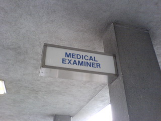 Medical Examiner | by Brett L.