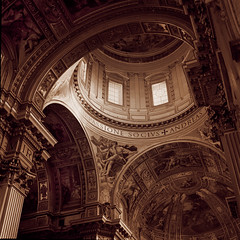 S. Andrea Della Valle - Dome | by T. Scott Carlisle