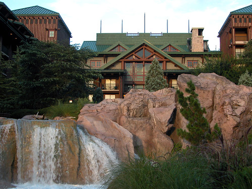 Wilderness Lodge | by StartedByAMouse