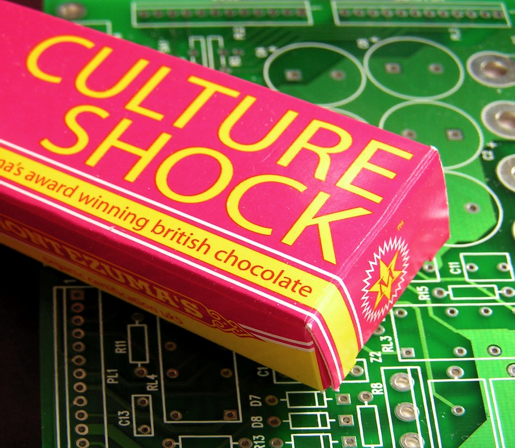 pros and cons of culture shock