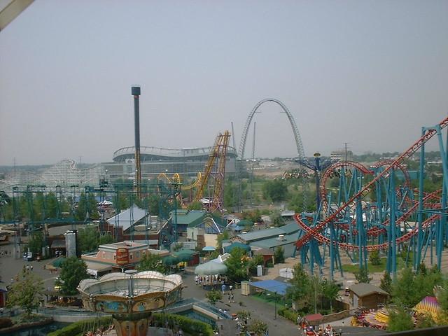 Denver Six Flags Elitch Gardens Jared Flickr