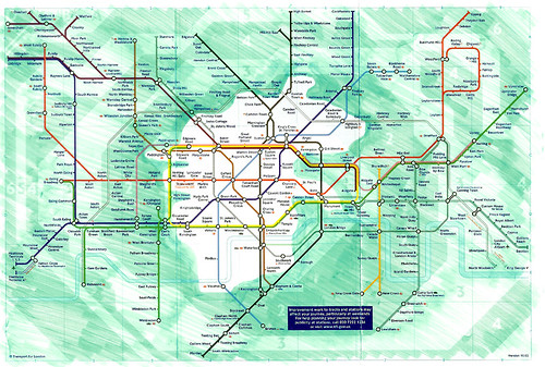 10 minutes tube travel from Oxford Circus | by rodcorp