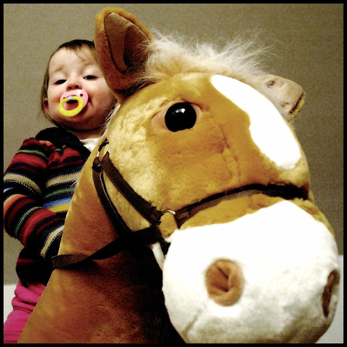 toy horse | by toyfoto