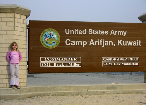 camp arifjan website